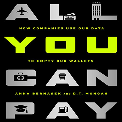 All You Can Pay audiobook cover art