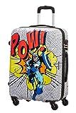 American Tourister Marvel Legends Spinner M, Valigia, 65 cm, 62.5 L, Multicolore (Captain America Pop Art)