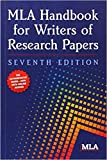 [1603290249] [9781603290241] MLA Handbook for Writers of Research Papers, 7th Edition-Paperback