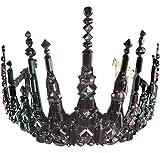 amscan Women's Mermaid Crown, One Size Purple