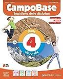 Campo base antropologico. Per la 4ª classe della Scuola elementare. Con e-book. Con espansione online (Vol. 1)