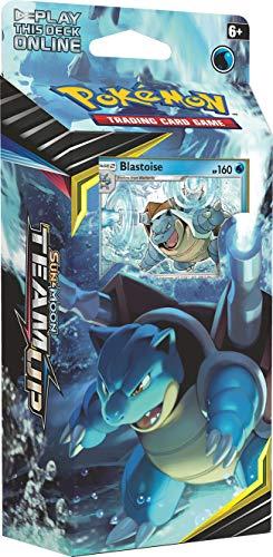 Pokémon POK81492 TCG: Sun & Moon 9 Team Up Theme Deck (uno al azar) , color/modelo surtido