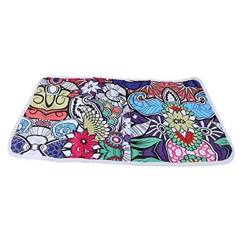 Infant Urin Pad, wasserdichte, vielseitige Bettunterlage, langlebige Designs Bequeme Reinigung für den Autoladen(European and American style)