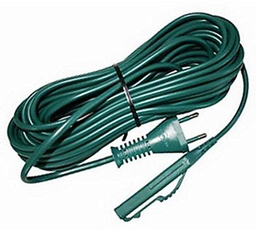 1 Cable eléctrico de 10 metros para aspiradoras Vorwerk Folletto VK 140/150...