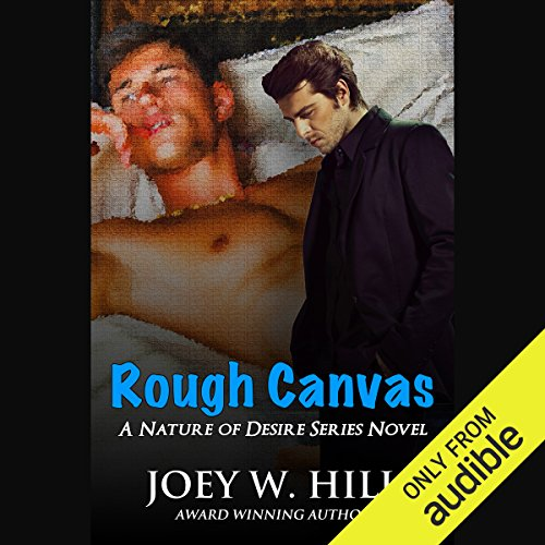 Rough Canvas audiobook cover art