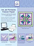 June Tailor 8-1/2-Inch by 11-Inch Ink Jet Printable Freezer Paper, 10-Pack