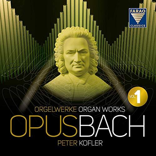 Opus Bach - Orgelwerke - 5 CD Box Vol. 1
