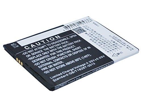CS-ZPS998XL Batteria 2700mAh compatibile con [ZOPO] 3X, 9530, ZP998, ZP999 sostituisce BT55T