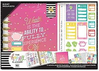 Me & My Big Ideas BOX-188 The Happy Planner Box Kit, Budget