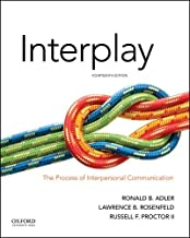 Download Interplay: The Process of Interpersonal Communication PDF