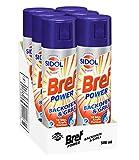 Bref Power Backofen & Grill, Backofenreiniger mit Aktivschaum, (6 x 500 ml)