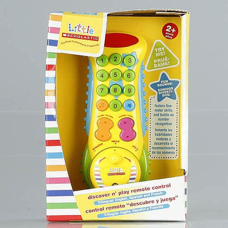 Trilingual Discover 'n Play Remote Control