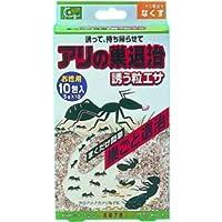 キング園芸 アリの巣退治粒エサ 5g×10包入