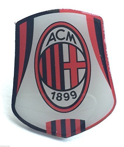 A C Milan Football Club Anstecknadel Emaille Official Merchandise