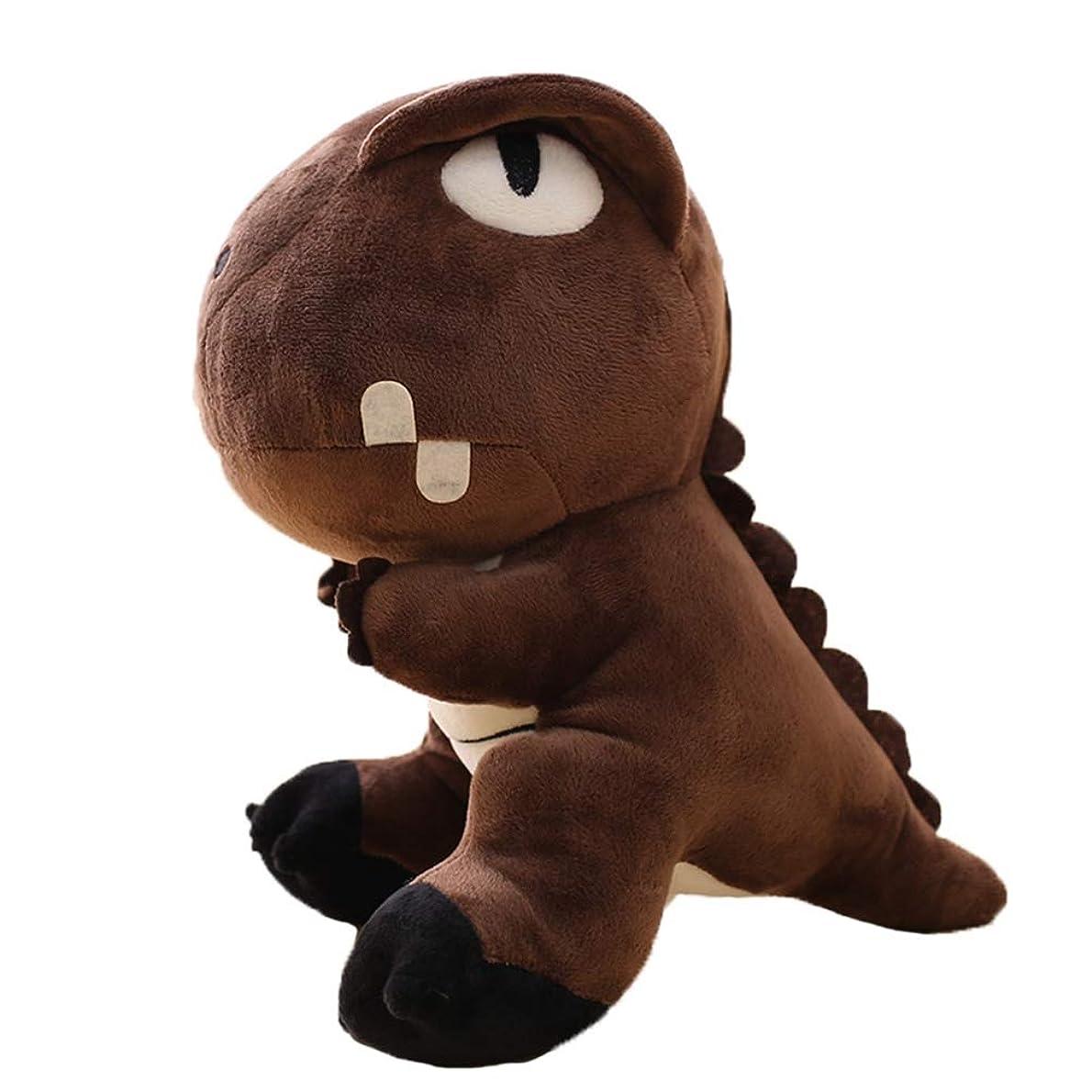 セミナー切り下げコンクリート恐竜 ぬいぐるみ プレゼント 動物 人形 リアル 大きい かわいい もちもち ふわふわ 洗える 抱き枕 おもちゃ 赤ちゃん 女の子 男の子 子供 大人 ぬいぐるみ 新年 贈り物 お祝い 誕生日 店 38CM