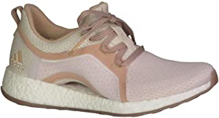 eba45866ae6ff adidas Women s Pureboost X Clima Running Shoes Off White Ash Pearl Orchid  Tint