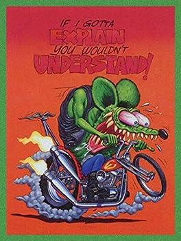 rat fink motorcycles