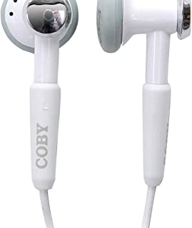 Fone de Ouvido Estéreo com Suporte para Pescoço, Coby, CVE97