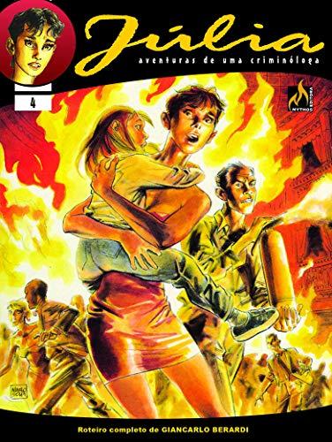 Júlia - Vol. 04: Dilúvio de fogo