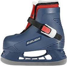 Bauer LIL Angel Champ Skates, Blue, 8-9