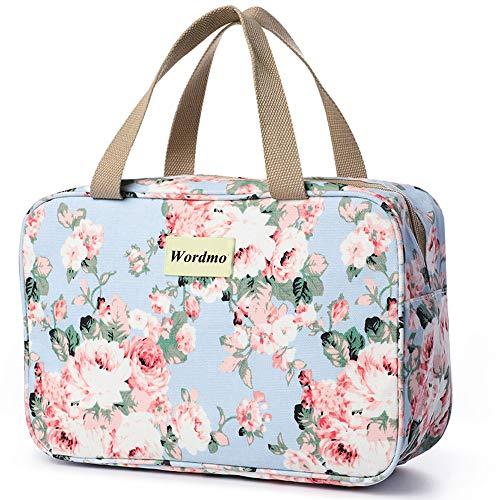 Kulturbeutel Reisen hängen bilden waschen Taschen große tragbare wasserdichte kosmetische Kosmetiktasche Make-up Veranstalter Toilettenartikel Bad Aufbewahrungskoffer für Frauen Mädchen Damen