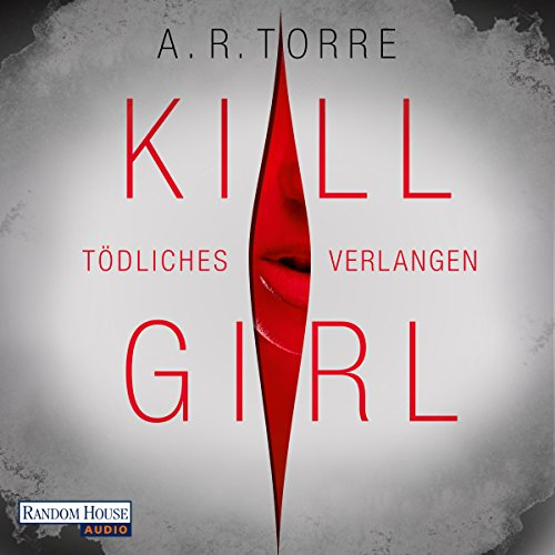 Kill Girl audiobook cover art