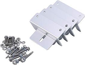 TXSD Zonnepaneel Montagebeugel Aluminium Zonnepaneel Z Beugels Dak Zonnepaneel Beugel voor Boot, Muur, Caravans, Jacht