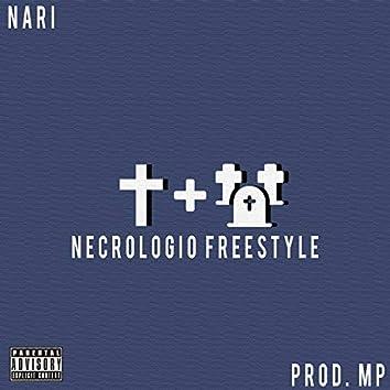 Necrologio freestyle (feat. Nari)