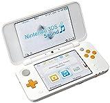 New Nintendo 2DS XL, Bianco/Arancione [Importación italiana]