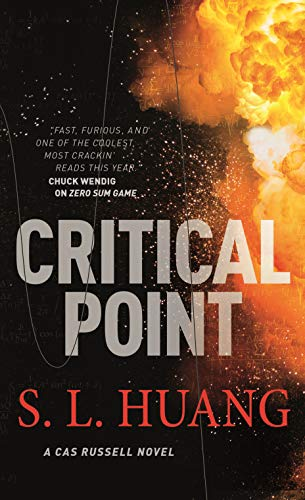 Critical Point (Cas Russell Book 3)