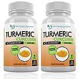 Turmeric Curcumin with Bioperine - 360 Veggie...