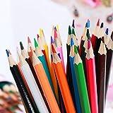 SDHF Lápices de Colores Lápices de Dibujo a lápiz de Dibujo Set, 36 en Color