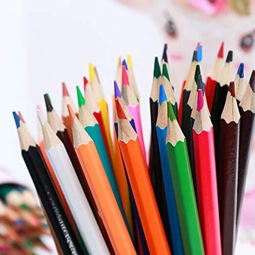 Wuqiang 36 Lebendigkeit Tragbare Bleistift-Set for Grownup Und Kinder Zeichnen Stift for Sketch