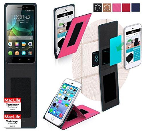 Hülle für Huawei Honor 4C Tasche Cover Hülle Bumper   Pink   Testsieger