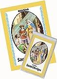 Novena De Santa Eduviges Para Liberarse de los Celos y Emociones Destructivas y para Unir a la Pareja. (Corazón Renovado)