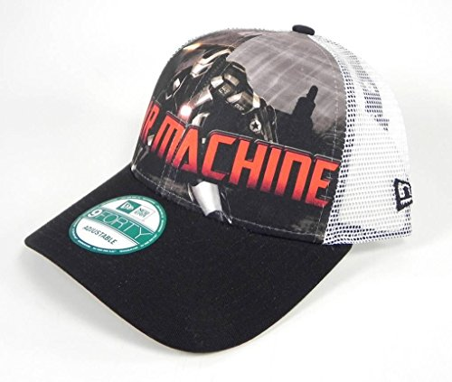 Iron Man 3 War Machine Blast Trucker Cap