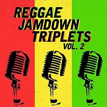 Reggae Jamdown Triplets - Buju Banton, Elephant Man and Jigsy King