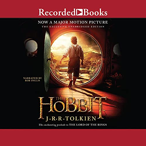 The Hobbit Audiobook By J. R. R. Tolkien cover art