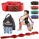 Seatwith Gymnastik-Gurt mit 10 Schlaufen