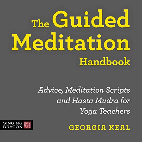 The Guided Meditation Handbook audiobook cover art