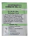 Levure sèche 5 g pour 25-50 L de moût - Schliessmann