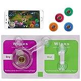 OLEDA Handyspiel-Controller Joystick Gamepad und Tasten
