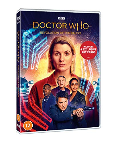 Doctor Who - Revolution of the Daleks (Includes 4 Exclusive Artcards) [DVD] [2020]