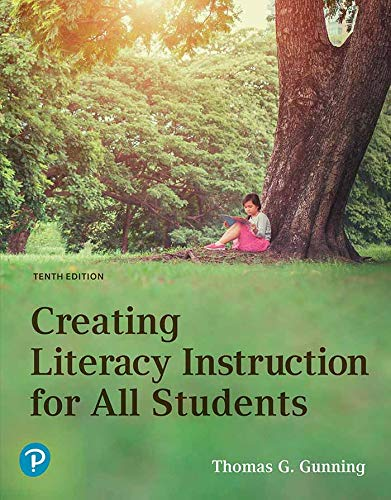 Creating Literacy Instruction for All Students (2-downloads)
