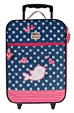 Prêt 428-7084-1 Trolley, 40 x 30 x 14 cm, denimized navy
