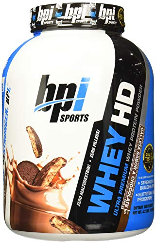 Bpi Sports Whey-HD (4lbs) Chocolate Cookie, 1900 g