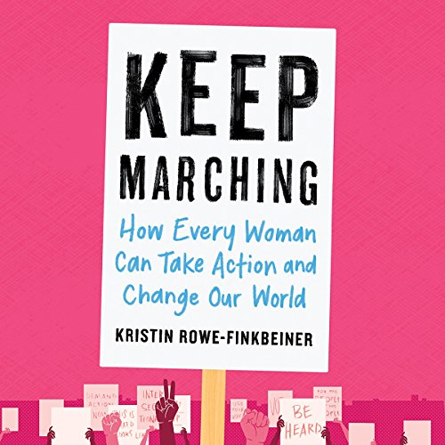 Keep Marching audiobook cover art