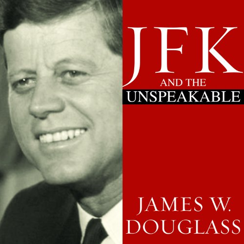 JFK and the Unspeakable audiobook cover art