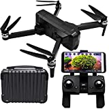 Blomiky SJRC F11 Pro 2K 1520P GPS Foldable Brushless FPV RC Quadcopter Drone with 2K 5GHz WiFi HD Camera Bonus Carry Case F11 Pro