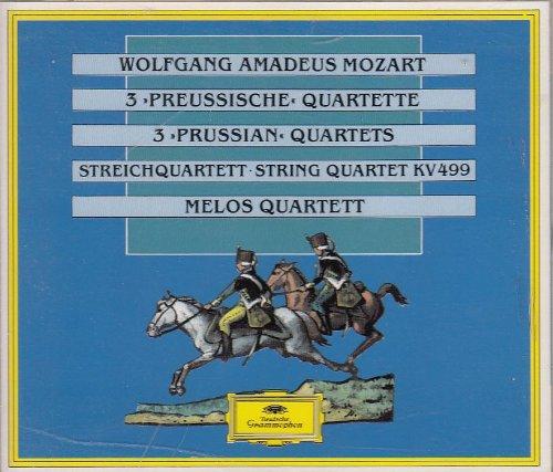 3 Prussian Quartets / Hoffmeister Quartet
